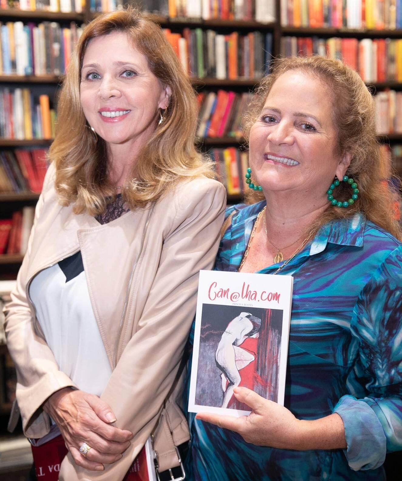 Katia Spolavori e Renata Fraga  /Foto: Miguel Sá