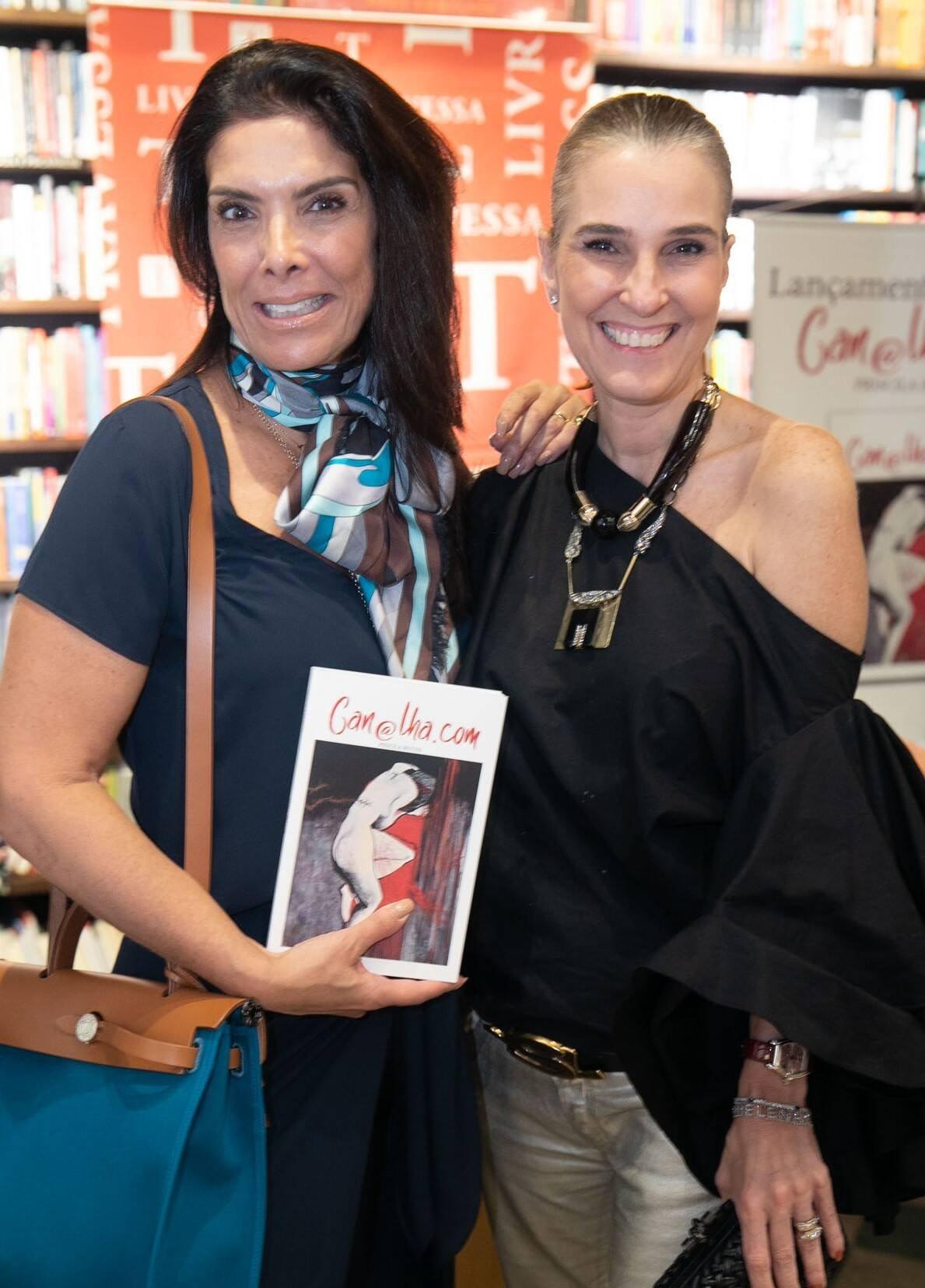 Patricia Brandao e Bebel Schmidt  /Foto: Miguel Sá