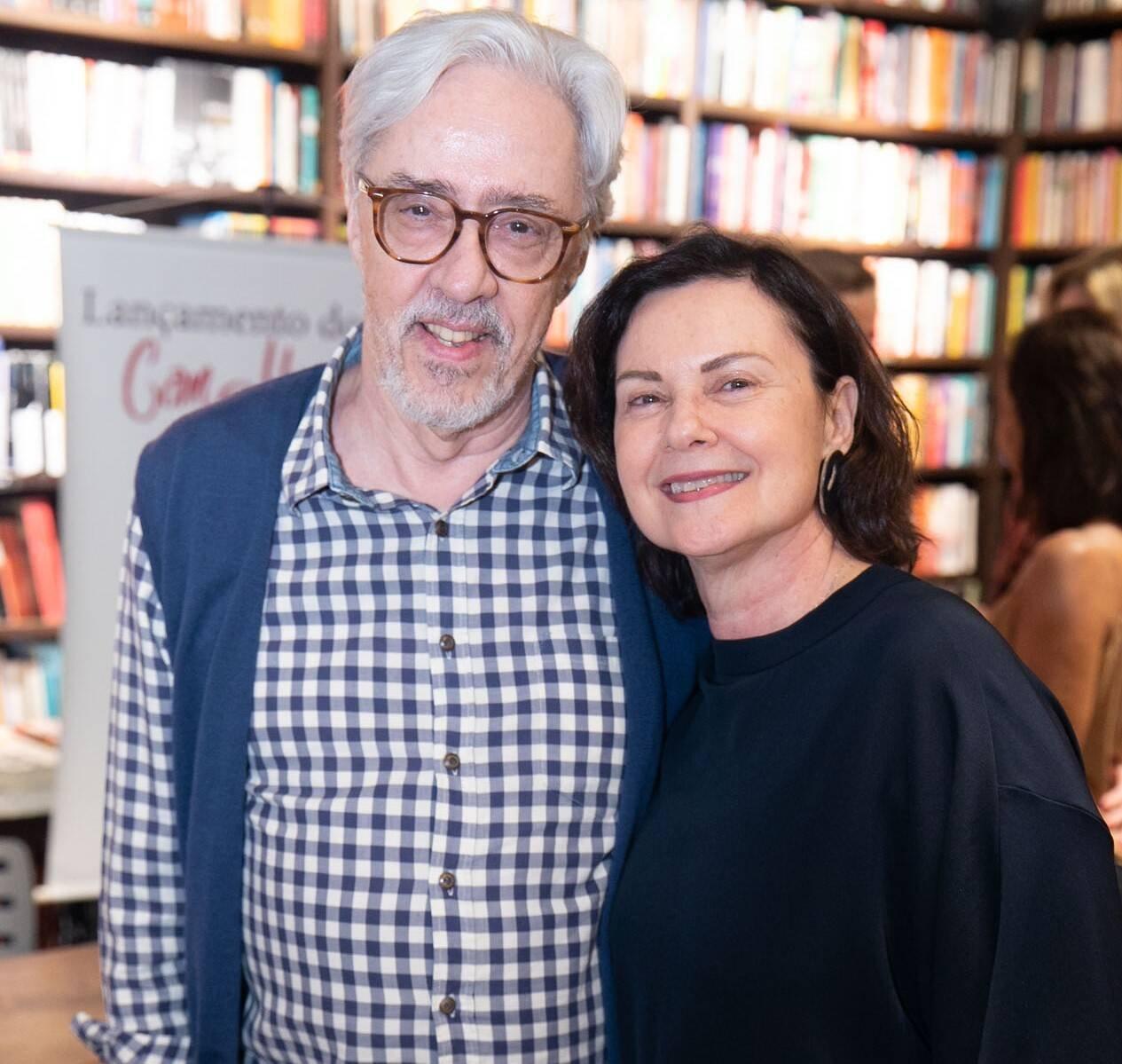 Pedro e Ester Silveira  /Foto: Miguel Sá