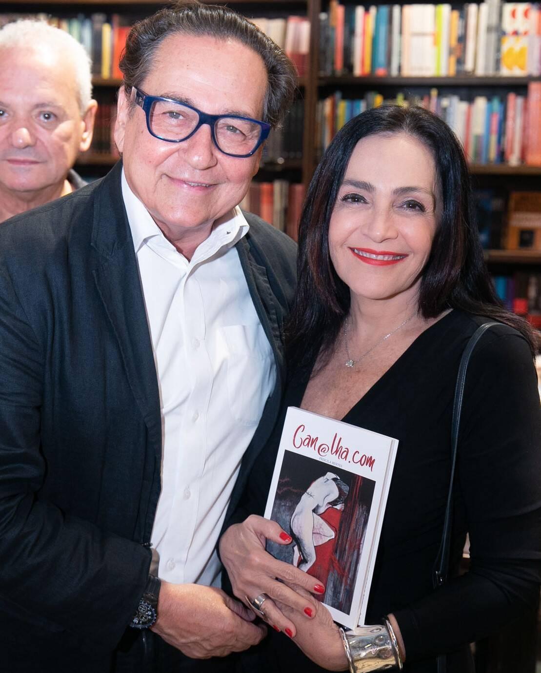 Nestor Rocha e Liliana Rodrigues  /Foto: Miguel Sá