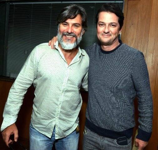 Leonardo Vieira e Marcelo Cerrado