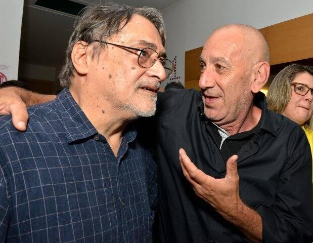 Walter Lima Jr. e Guti Fraga