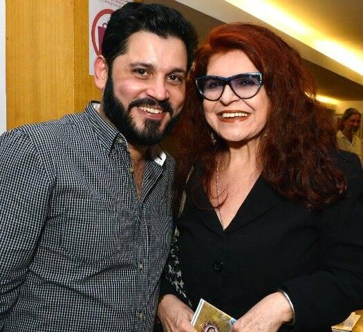 Rodolfo Mesquita e Leiloca Neves