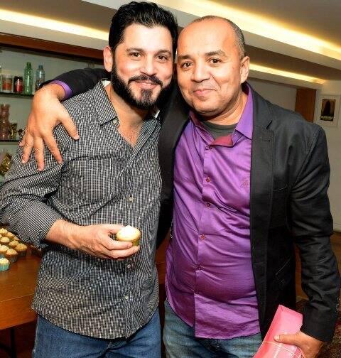 Rodolfo Mesquita e José Gonzaga