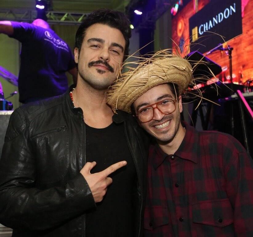 Joaquim Lopes e Felipe Mar