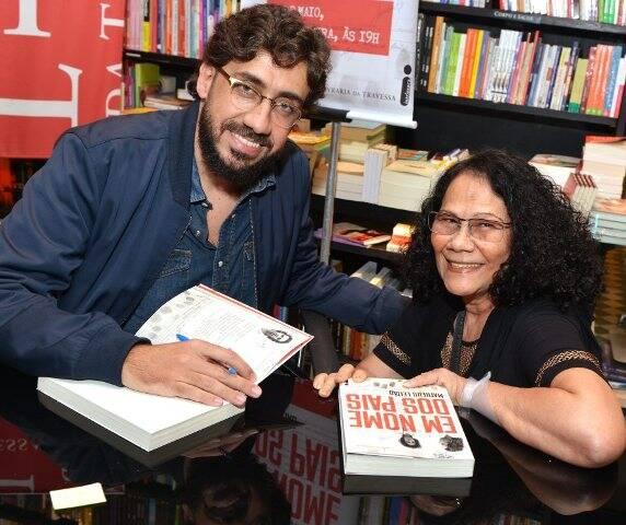 Matheus Leitão e Tina Correia