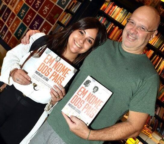 Ana Luiza Cardoso e Alberto Mussa