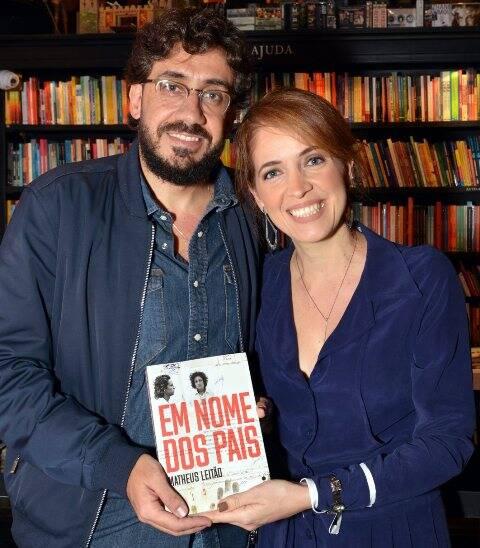 Matheus Leitão e Poliana Abritta