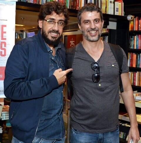 Matheus Leitão e Gustavo Autran