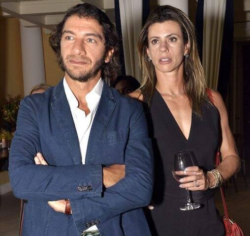 Fabio Szwarcwald e Tatiana Zukerman