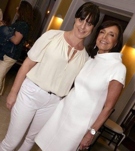 Maria Monteiro de Carvalho e Frances Reynolds