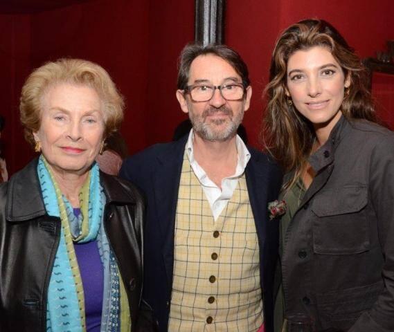 Gisele Adler, Marc Potier e Renata Adler