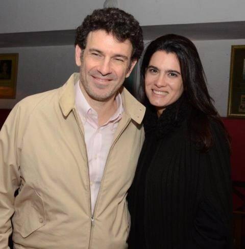 Jorge e Joana Oakim