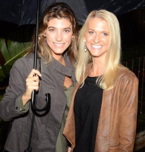 Renata Adler e Lisa Fahgren