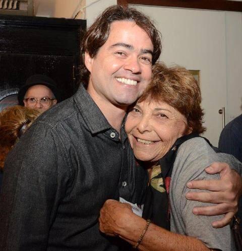 Antônio Vasconcellos e Cália Dabus