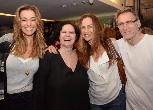 Mônica Martelli, Maria Vasco, Susana Garcia e Herson Capri