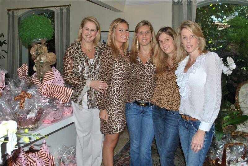 As Severiano Ribeiro: Gloria, Raphaela, Maricy, Maria Manoela e Isabela