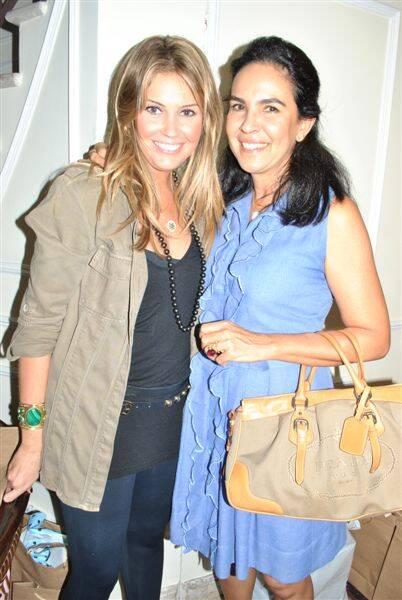 Chiara Magalhães e Joy Garrido