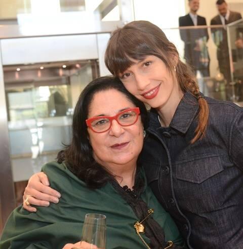 Maria Alice Solimene e Michelli Provensi