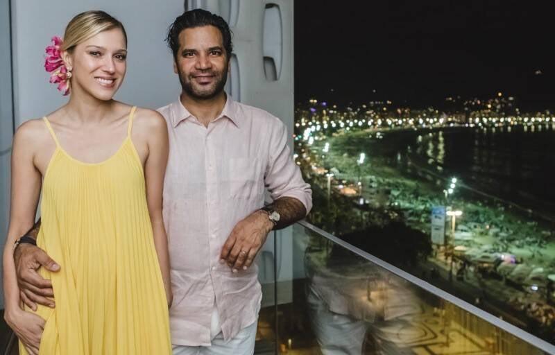 Andréa e Gustavo Filgueiras