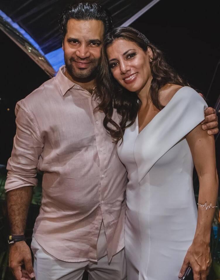 Gustavo e Carol Filgueiras
