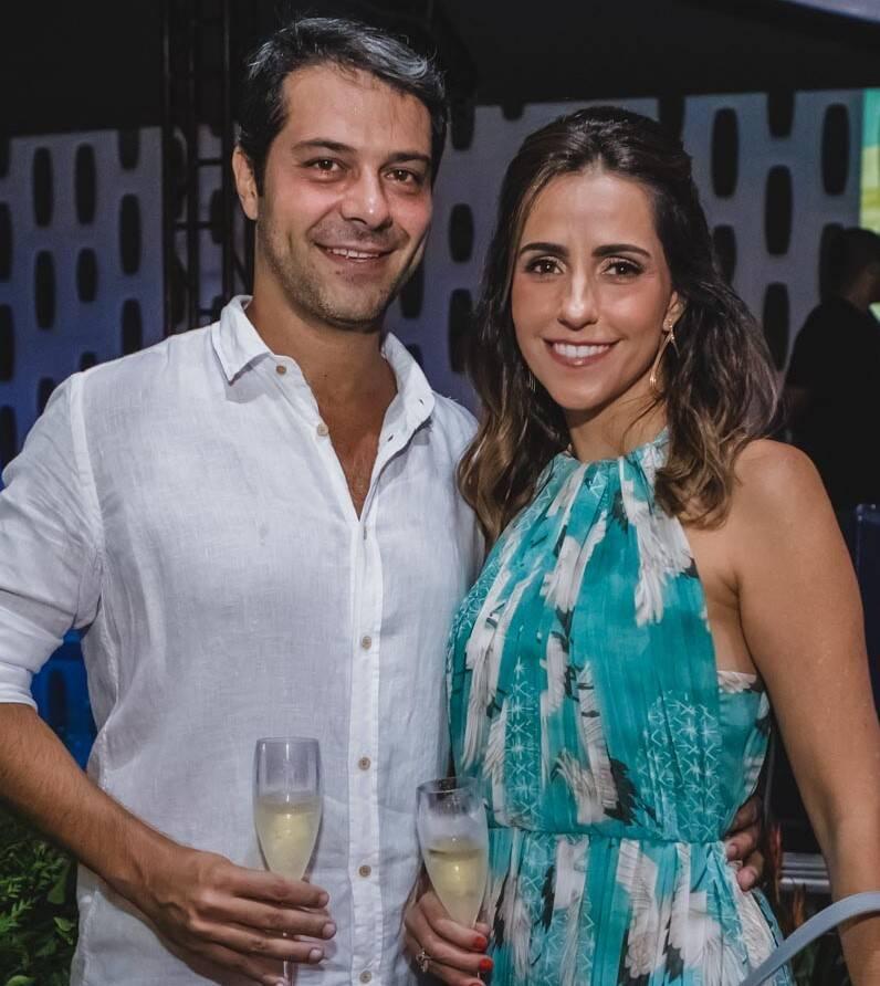 João Dahl e Mariana