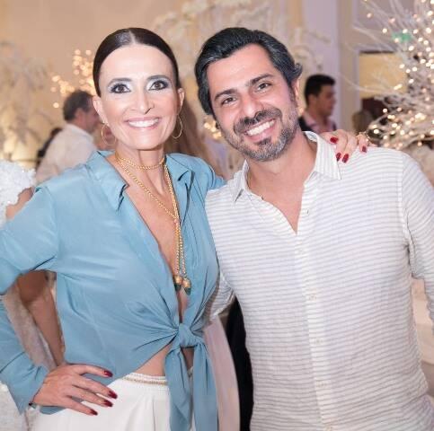Andréa Natal e Rodrigo Lovatti