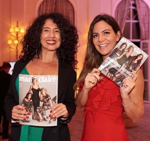 Bianca Teixeira e Carol Sampaio