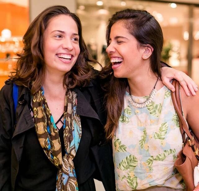 Ana Paula Joffe e Marina Ribeiro