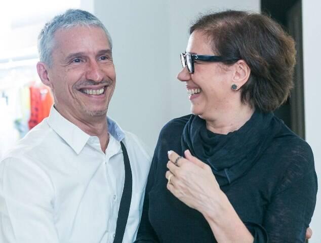 André Lasmar e Lília Cabral