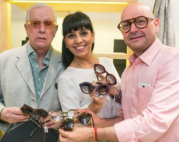 Júlia Rêgo, Deborah Ventura e Francisco Ventura