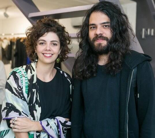 Lívia Campos e Lucas Pires