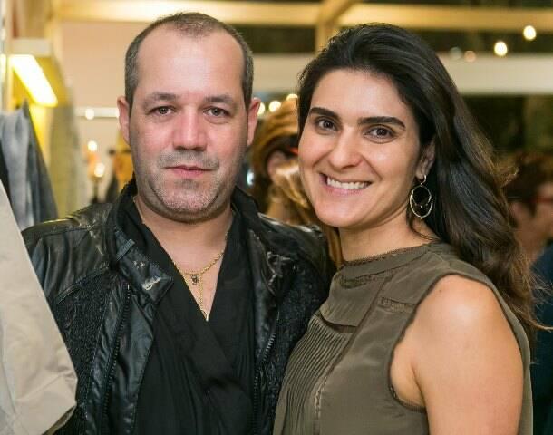 Murilo Nunes e Roberta do Rio
