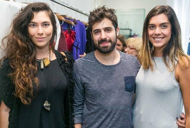 Talitha Rossi, Pedro Loreto e Bia Favale