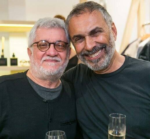 Walter Carvalho e Alexandre Agra