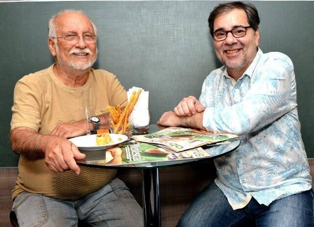 Roberto Menescal e Dudu Falcão