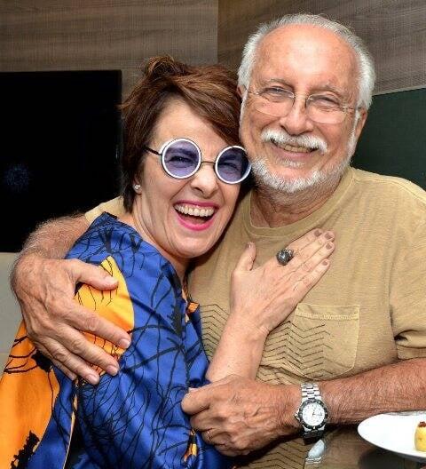 Leila Pinheiro e Roberto Menescal