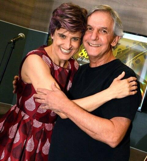 Cris Delanno e João Augusto