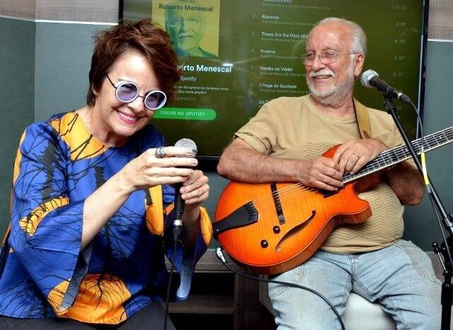 Leila Pinheiro e Menescal
