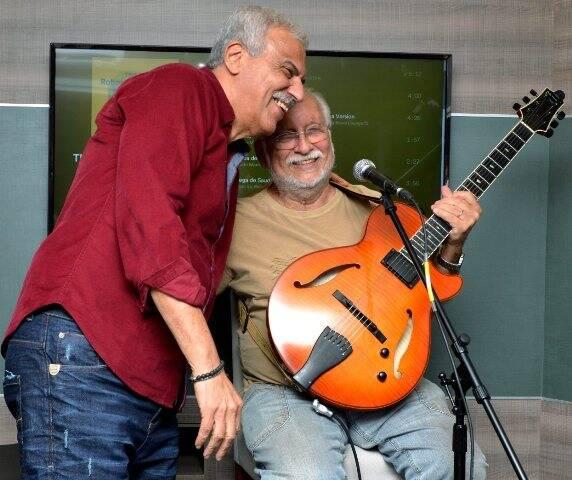 Danilo Caymmi e Menescal