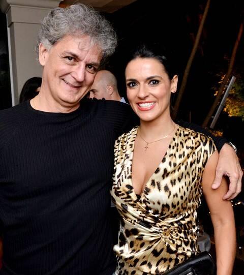 Humberto e Jacqueline Liberatori
