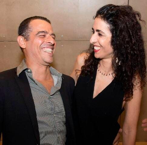 Gustavo Gasparini e Marisa Monte