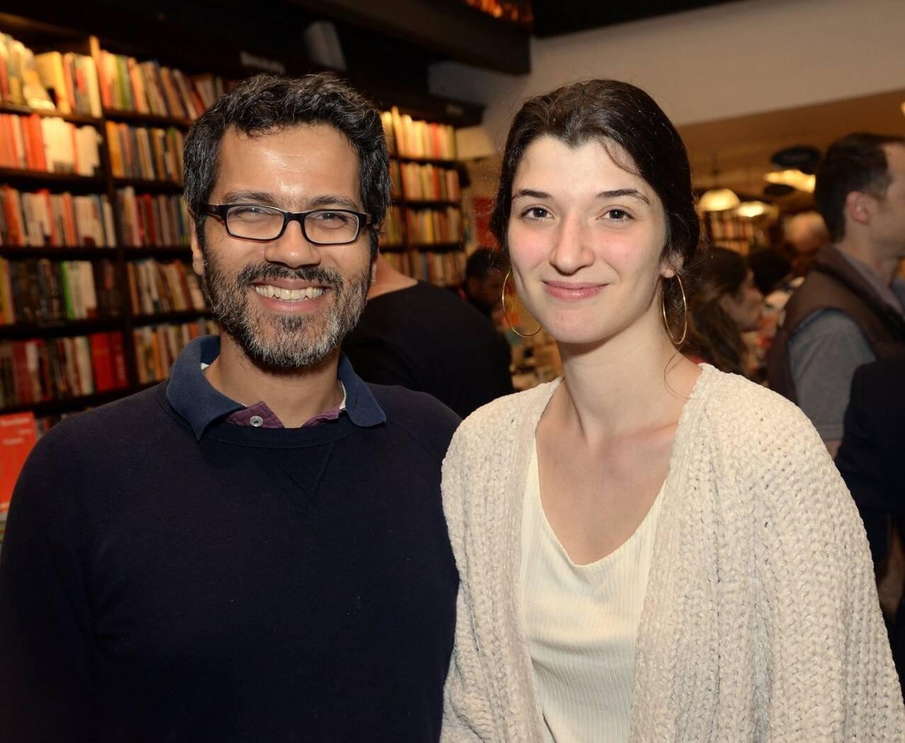 Leandro Oliveira e Maria Fernanda Peters /Foto: Leo Marinho