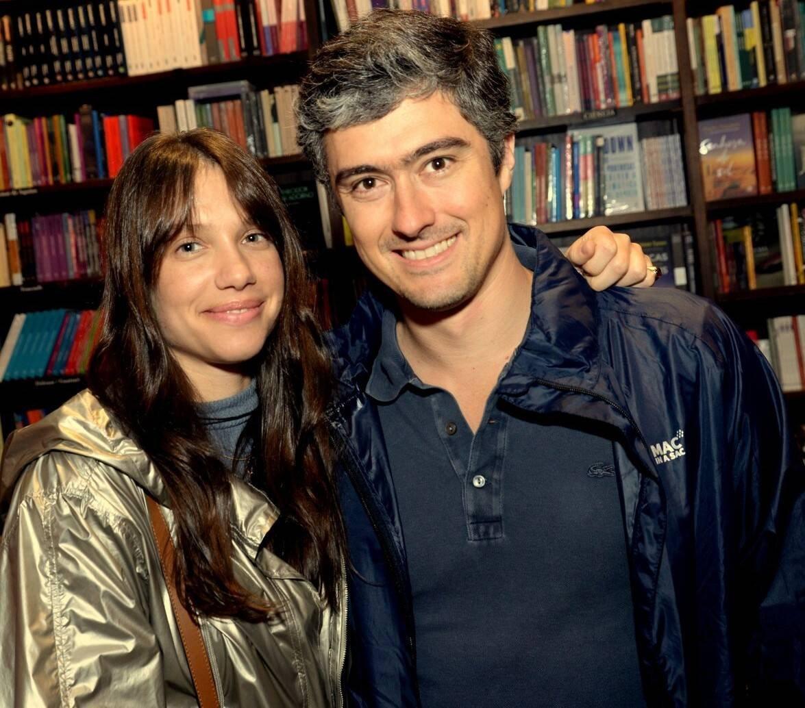 Luiza Mussinch e Pedro Sauer /Foto: Leo Marinho