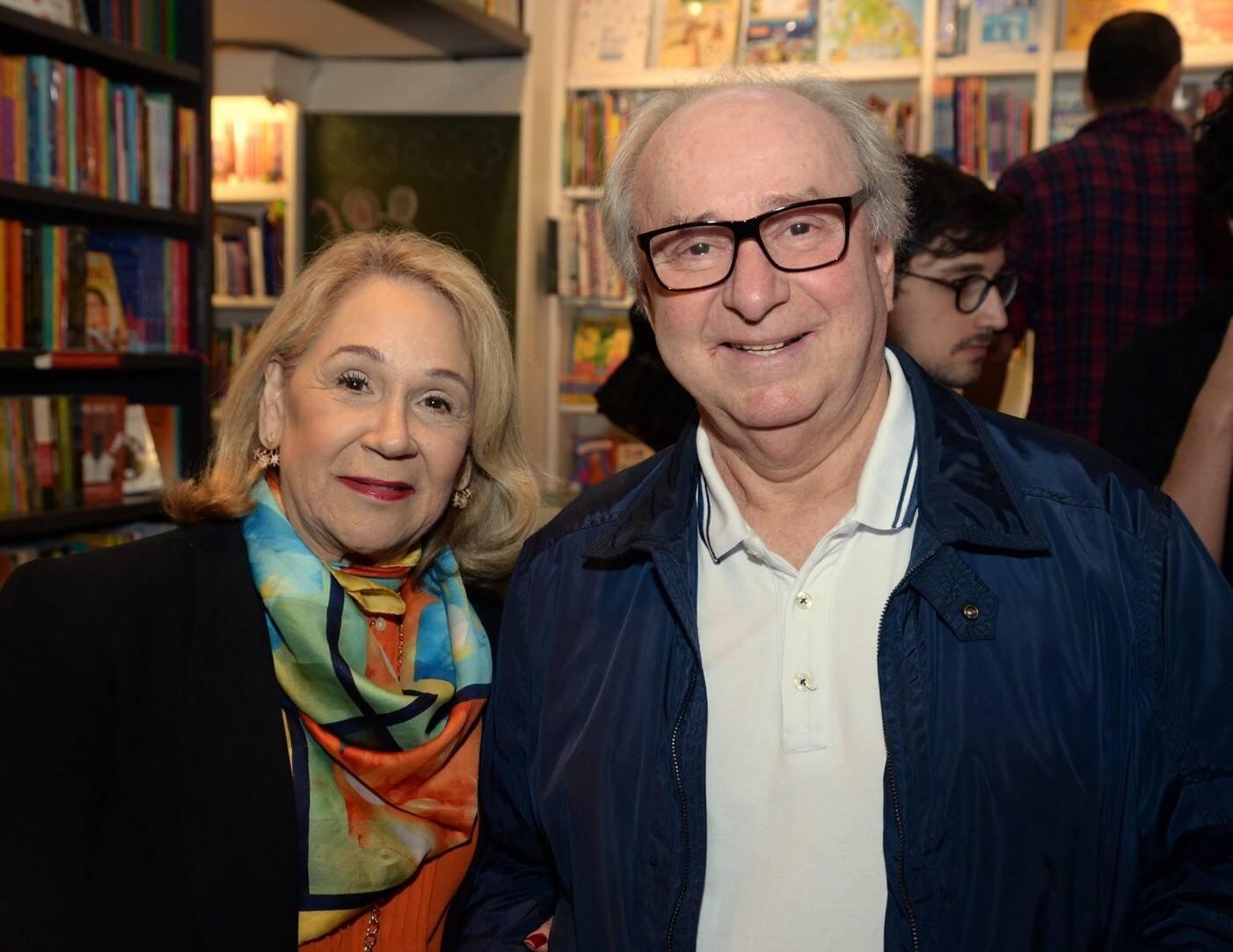 Bea e Jose Carlos Andrade /Foto: Leo Marinho