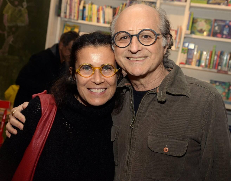 Claudia e Marcio Doctors /Foto: Leo Marinho