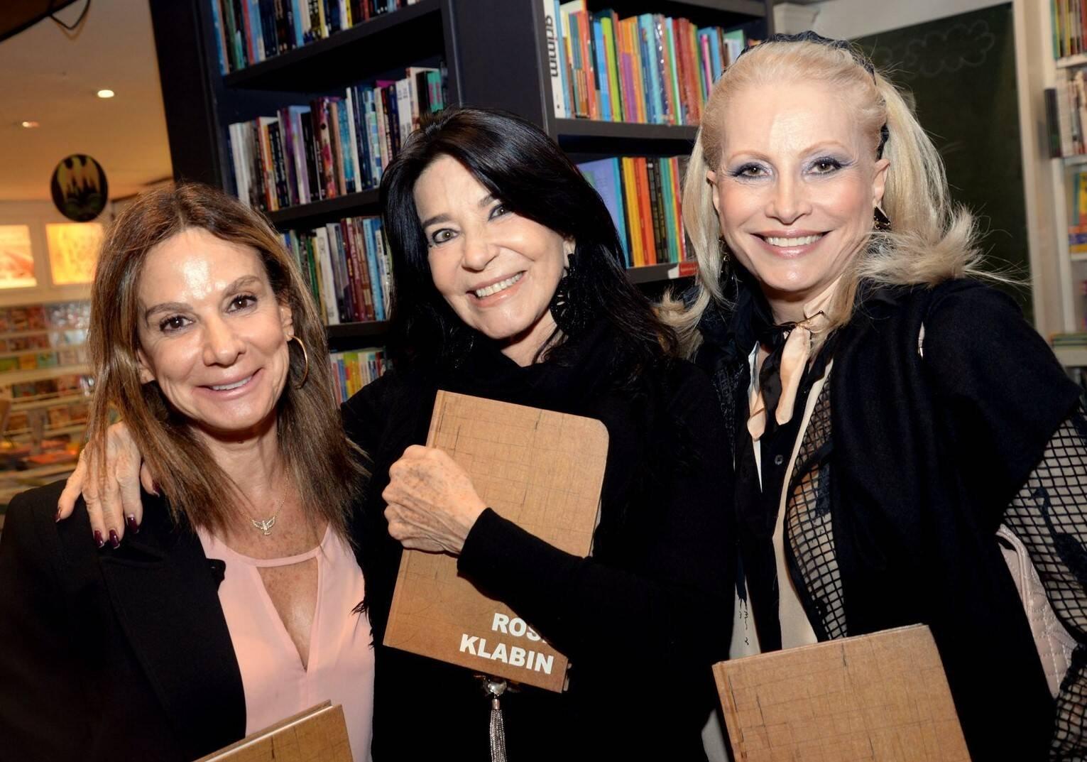 Gabriela Matarazzo, Teresa Aczel e Tânia Drummond /Foto: Leo Marinho