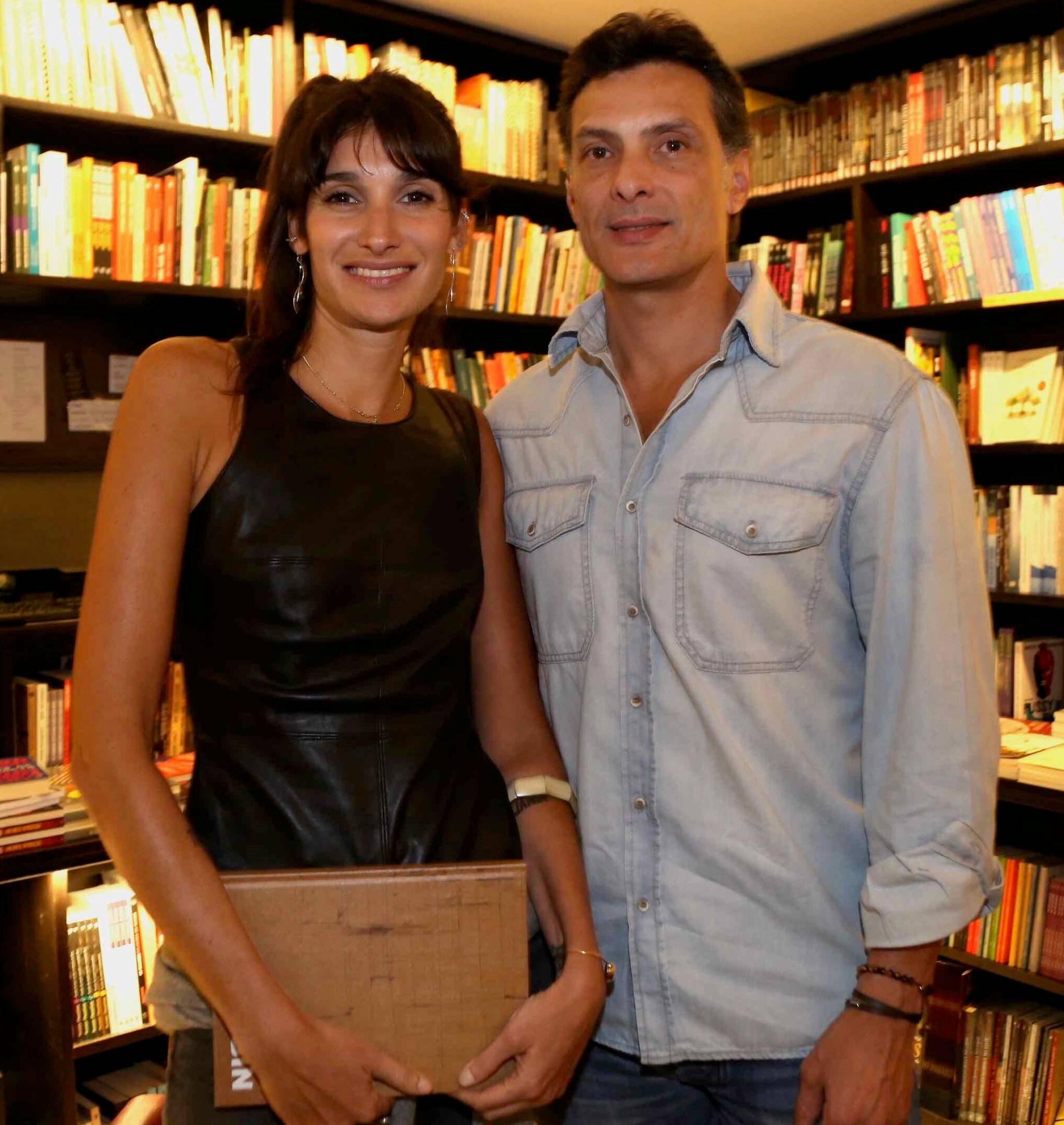 Valentina Faro e Daniel Soares  /Foto: Denise Andrade