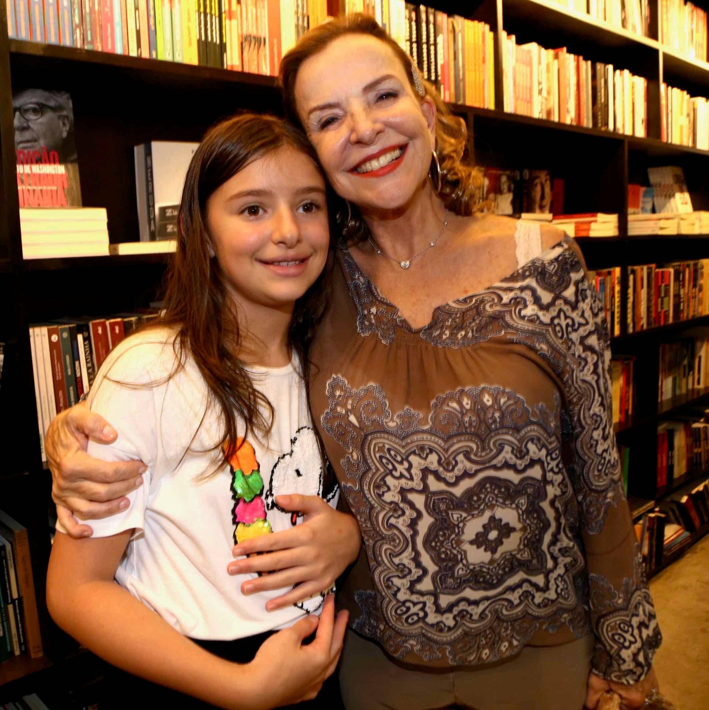 Aya e Bebel Klabin  /Foto: Denise Andrade