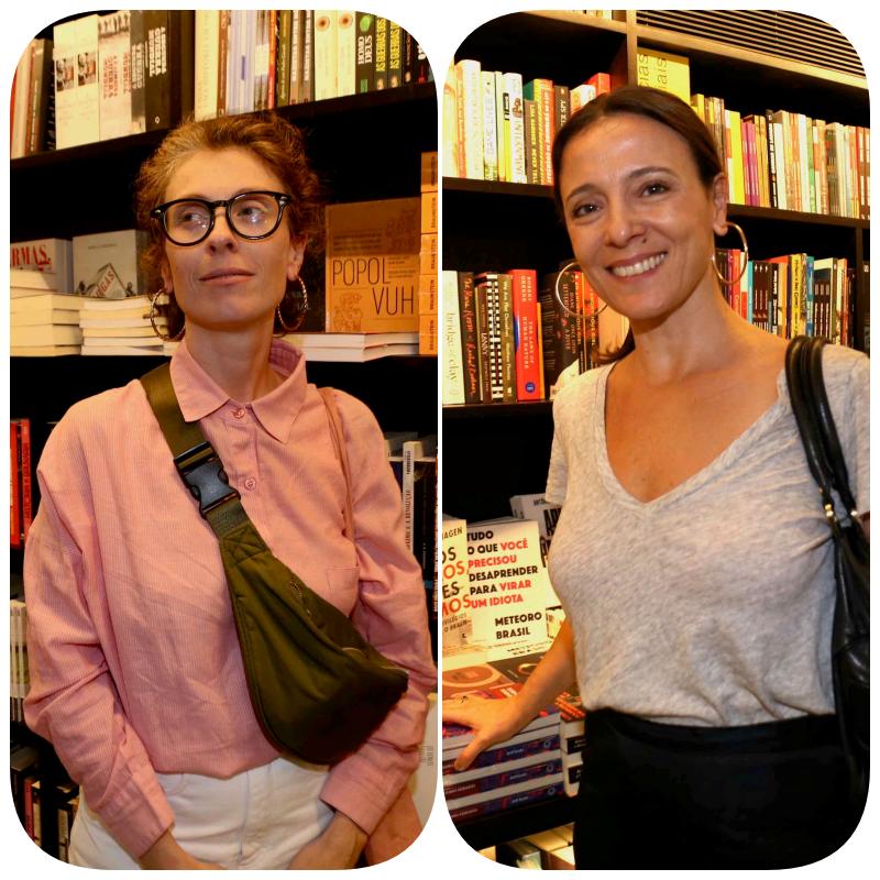 Mariana de Alencar e Mariana Kraemer  /Foto: Denise Andrade
